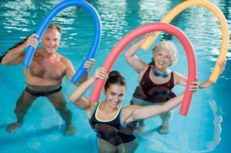 Water Fitness - Ocean County YMCA
