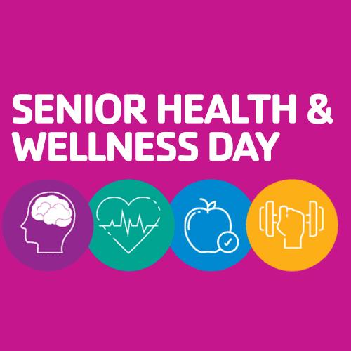 Senior Health & Wellness Day Image