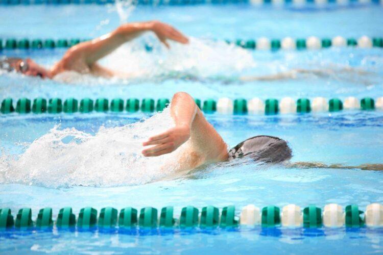 teen swim